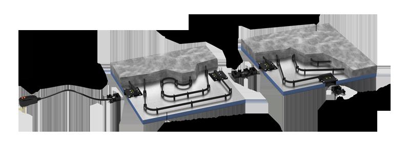 Heatstone Assembly ISO